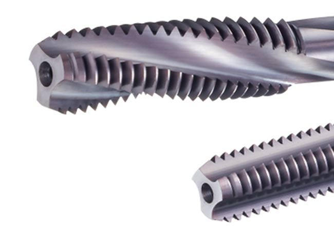 HSS and Carbide Taps