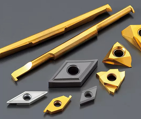 Tools for swiss type lathes