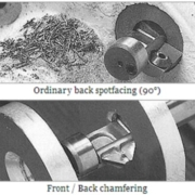 Chemfering tools